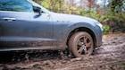 En Maserati... i mudder?!