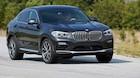 BMW X4 med bomstærk dieselmotor