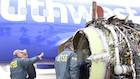 Fly nødlandede i Philadelphia med over 300 kilometer i timen