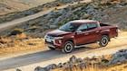 Mitsubishi overrasker med velbygget pickup for dem, der har tunge ting på krogen