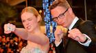 Danske stjerner skinner om kap i Cannes