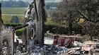 Californiens vindistrikter slap relativt billigt fra skovbrandene