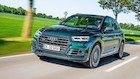 Første test: Audi SQ5 cruiser ubesværet med 200 km/t