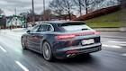 Porsche-ekspressen med 550 turbo-hk