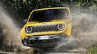 Hvad er nu det: En Jeep med kun tre cylindre?