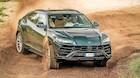 Første danske test: Her kommer Lamborghini Urus
