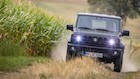 Suzuki Jimny: Bjerggeden klatrer igen