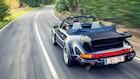 Yuppie-Porsche med bred bagdel og vind i håret