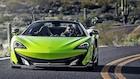 McLaren 600LT tilbyder topløs ekstremsport