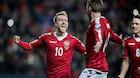 Danmark møder Irland i playoffkamp om VM-billet