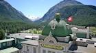 Besøg et prisvindende drømmeslot i de schweiziske alper