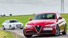 P� jagt i firmabilsegmentet - Ny italiener truer Audi