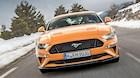 V8'eren brøler videre i Mustang