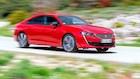 Peugeot 508 skal lokke med elegance og stærke priser