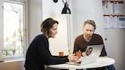 Sådan driver du virksomhed med din ven, bror eller kone: Tal om de svære ting, mens I er gode venner