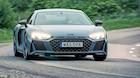 V10-motoren tjekker ud med et brag i Audis berømte superbil