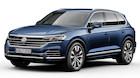 VW Touareg er tilbage med ny teknik