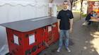 25-�rig opfinder bag sommerens genistreg? Nedk�ler lunkne �l p� rekordtid