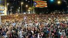 200.000 cataloniere demonstrerer mod fængsling af ledere
