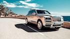 Rolls-Royce træder et trin op: Her er mægtige Cullinan