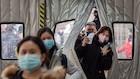 Første tre tilfælde af kinesisk virus er spottet i Europa