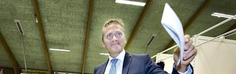 Lars Seier: Vildt comeback af Liberal Alliance
