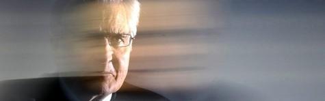 Kode, fejlskud og gældskrise - Trichet takker af
