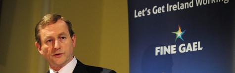 """""""Demokratisk revolution"""" åbner for irsk pres på EU"""
