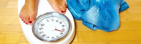 Sådan får du tjek på vægten