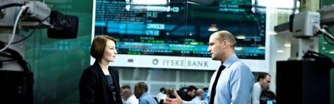 Jyske Bank præsenterer uventet tab