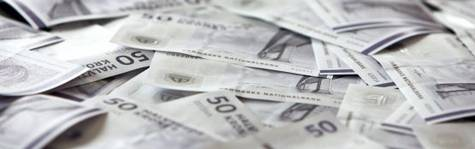 Storbanker hæver størst gevinst på renter og gebyr