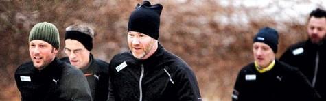 Bruger maraton-rutiner som topleder