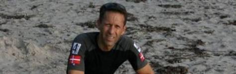 Han løb 250 km i Saharas ørken
