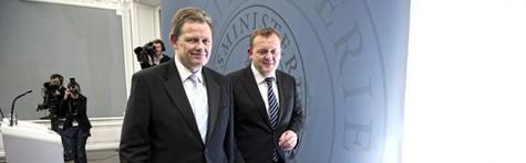 Lars Barfoed udelukker Dansk Folkeparti i regering
