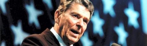 Reagan led af Alzheimers i Det Hvide Hus