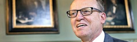 Carlsberg-formand blæser til angreb mod øst