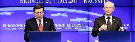 Eurolande klar med nye krisetiltag