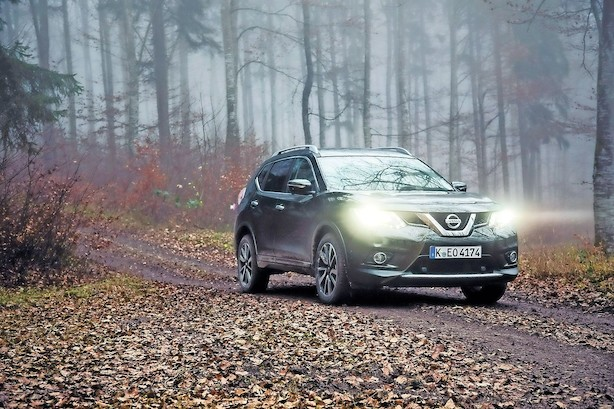 Ny dieselmotor fungerer godt i Nissan X-trail