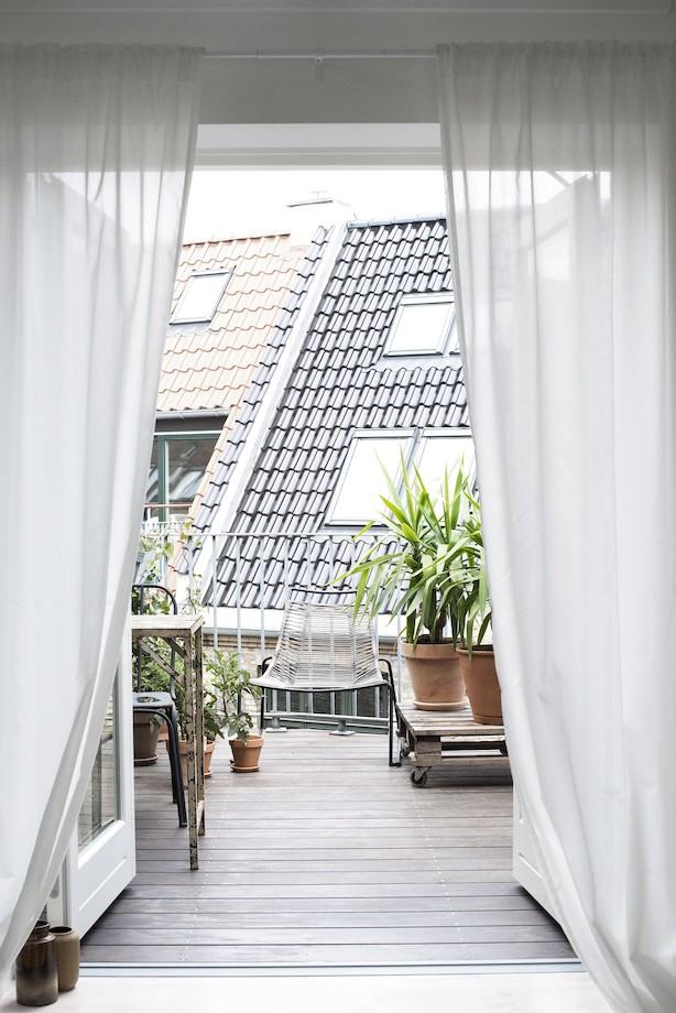 Moderne livsnyderi på toppen af Vesterbro