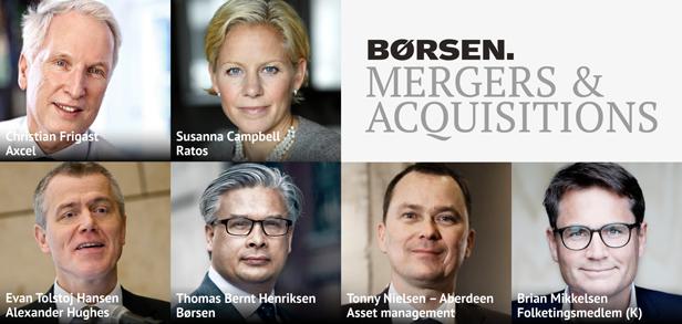 Børsen Mergers & Acquisitionskonference