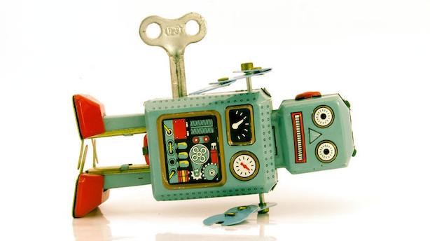 Robotter er ikke lig med arbejdsløshed