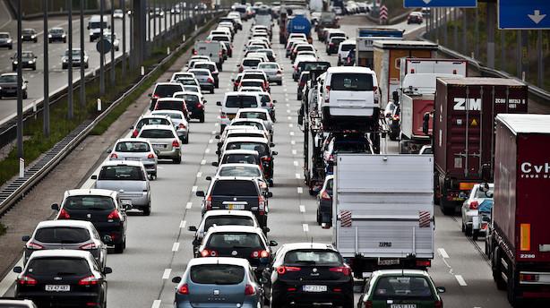 Roadpricing bliver fremtidens beskatning af biler - kom nu bare i gang