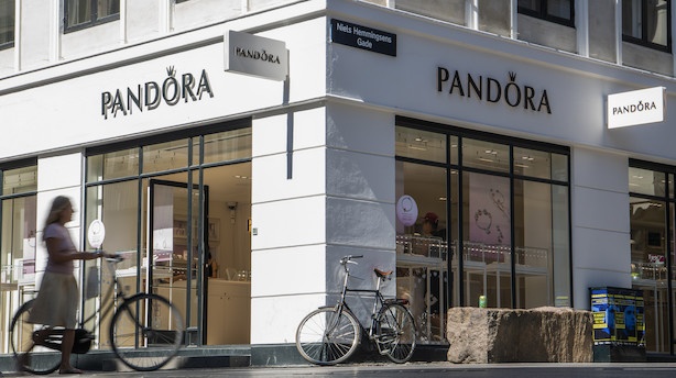 Pandora skal kommunikere andet end gode tal