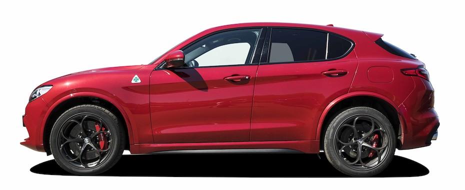 Stelvio med 510 hk er Alfa Romeo når den er allerbedst