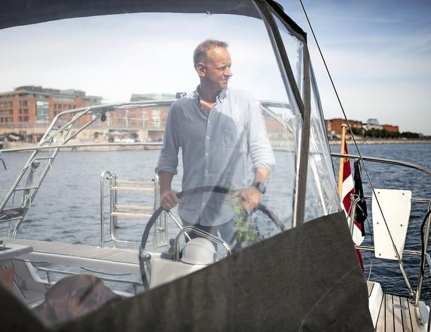 "Lars Thinggaard: ""Jeg bygger selv mit kompas"""