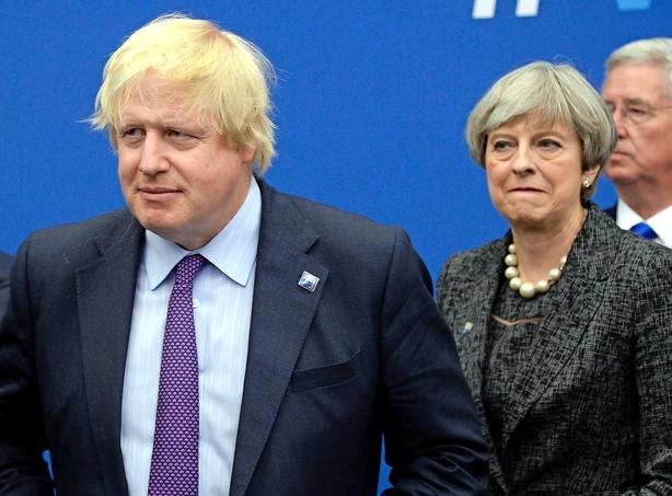 Konservative gør klar til tiden efter May