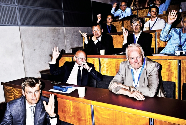 Topøkonomer: Stor korrektion kan være på vej