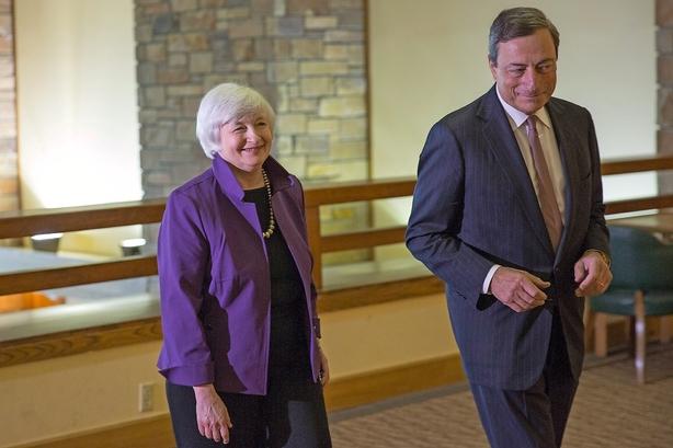 Thygesen: Draghi og Yellen satser alt og festen fortsætter