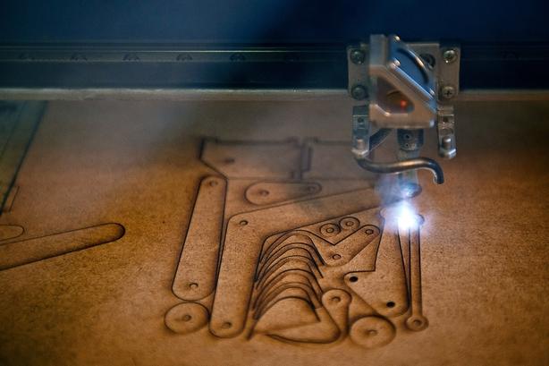Genudskriv den digitale vækstplan i 3D-print