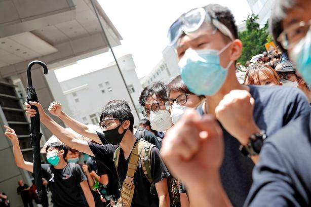 Børsen mener: Hong Kongs modige folk fortjener respekt